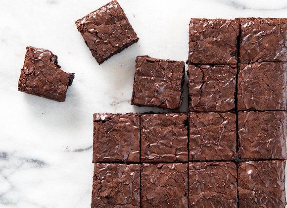 """Brownie Slab (7"""" by 7"""")"""
