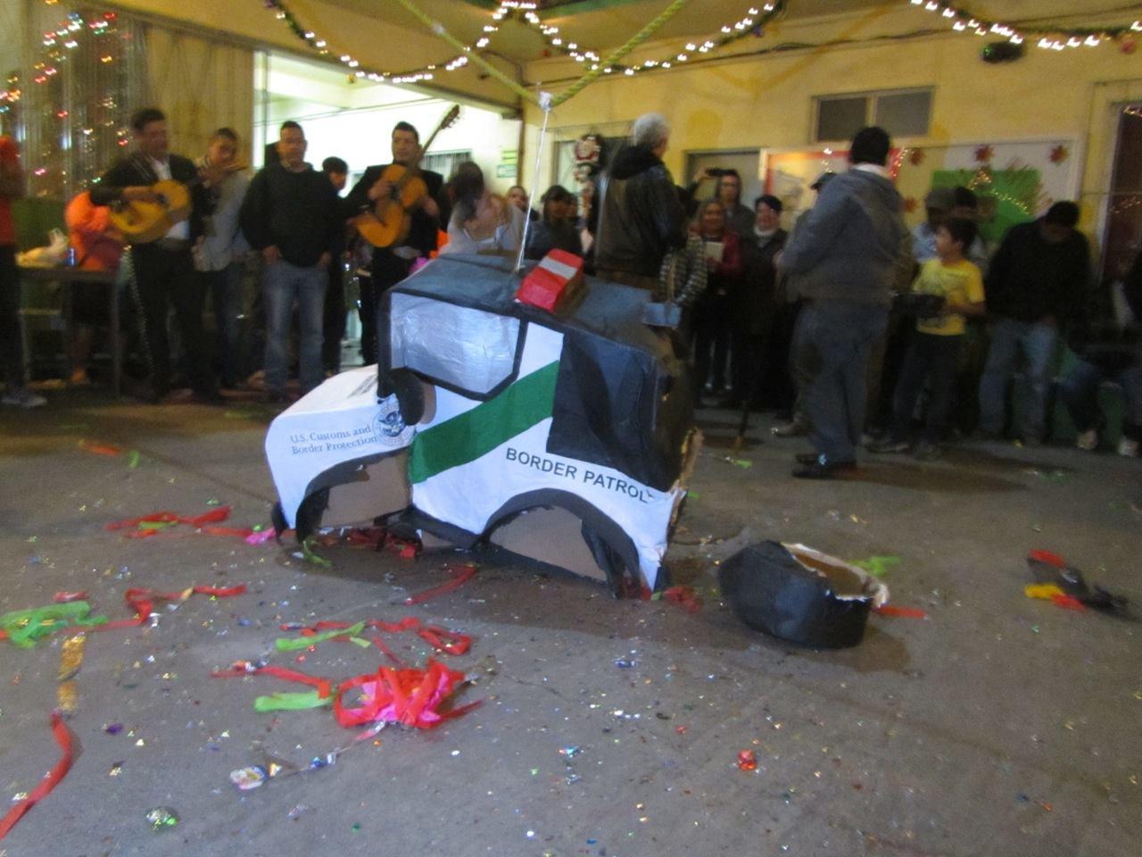 Casa Migrante migrant celebration