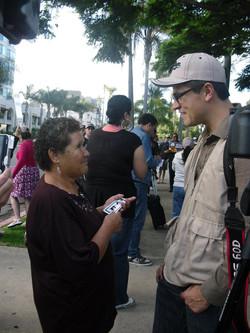 Mother of Anastasio Hernandez