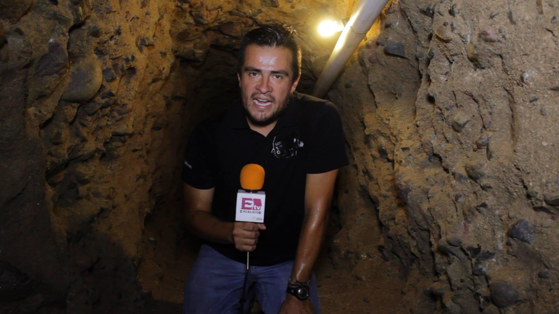 The El Chapo Tijuana Tunnels