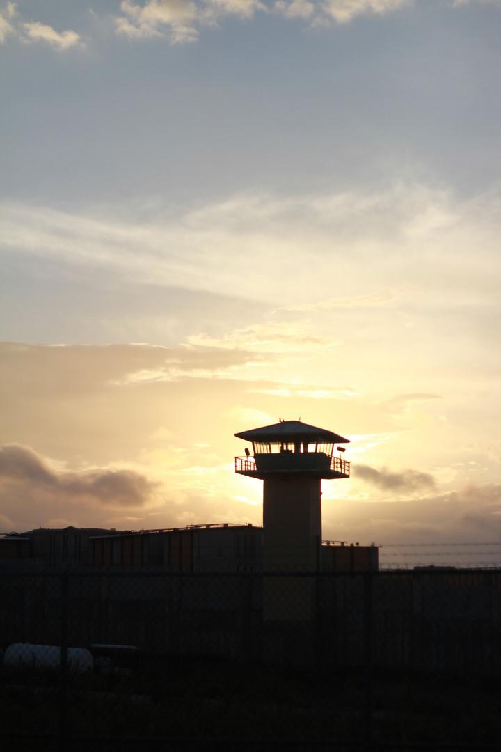 El Hongo prison Mexico