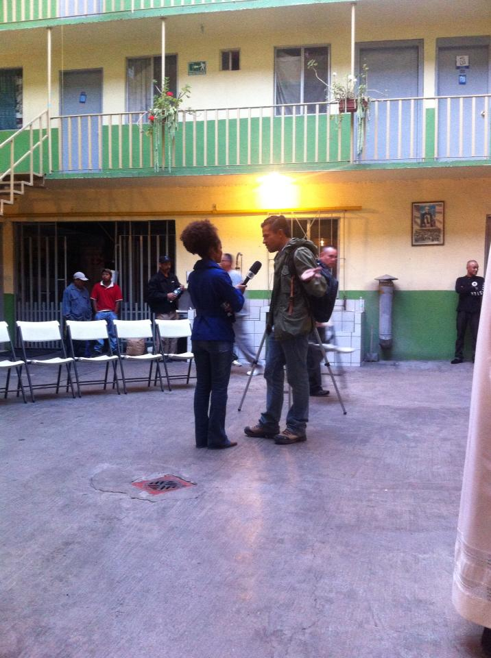 Casa del Migrante - Migrant refuge