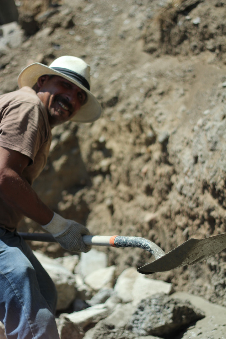 Migrant worker Mexico