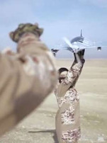 How do UAVs fit in the inventory of non-state actors?