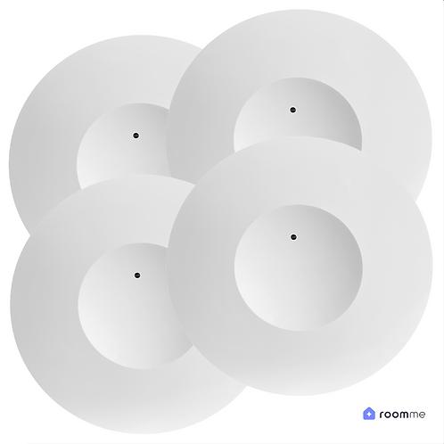 RoomMe גלאי נוכחות חכם - ארבעה גלאים