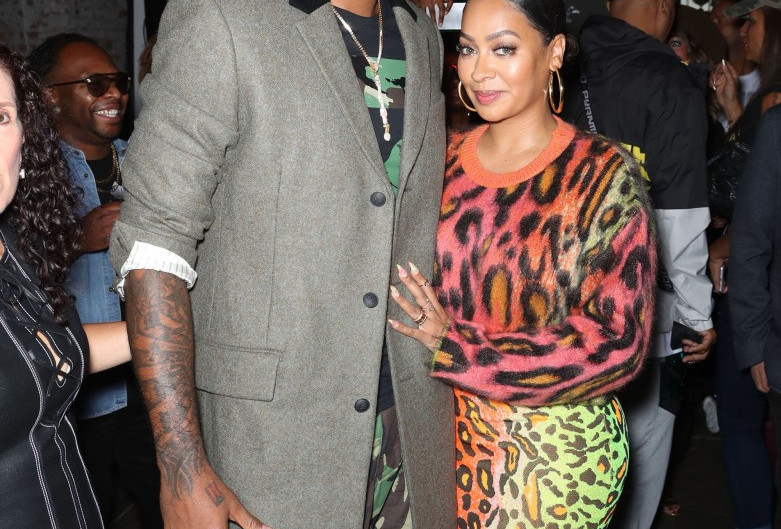 La La Anthony Shows You How California is A No Fault State