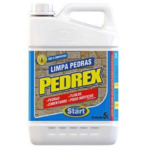 Limpa pedras 5 litros Pedrex Start