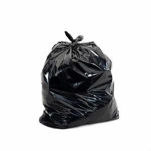 Saco para lixo Preto