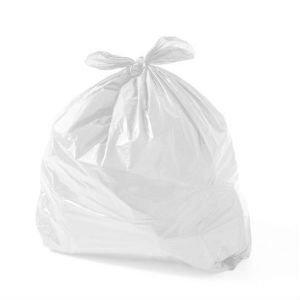 Saco para lixo Branco
