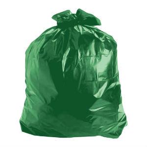 Saco para lixo Verde