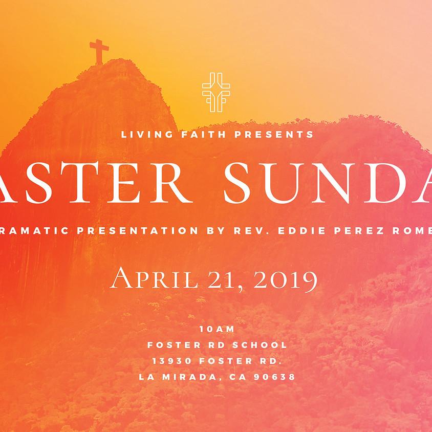 Easter Sunday Celebration!