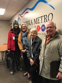2017 Topeka Metro