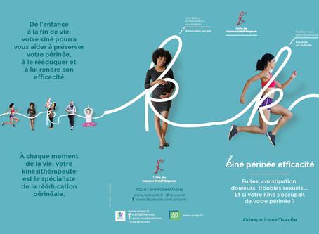 Campagne d'information sur la Rééducation Périnéale