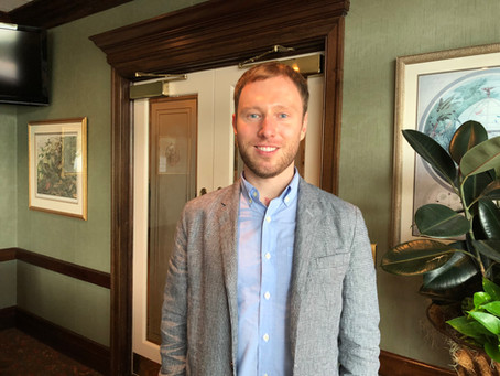 Meet James Coda, AAAL GSC Steering Committee Co-chair