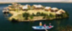 rundresa peru, titicacasjön