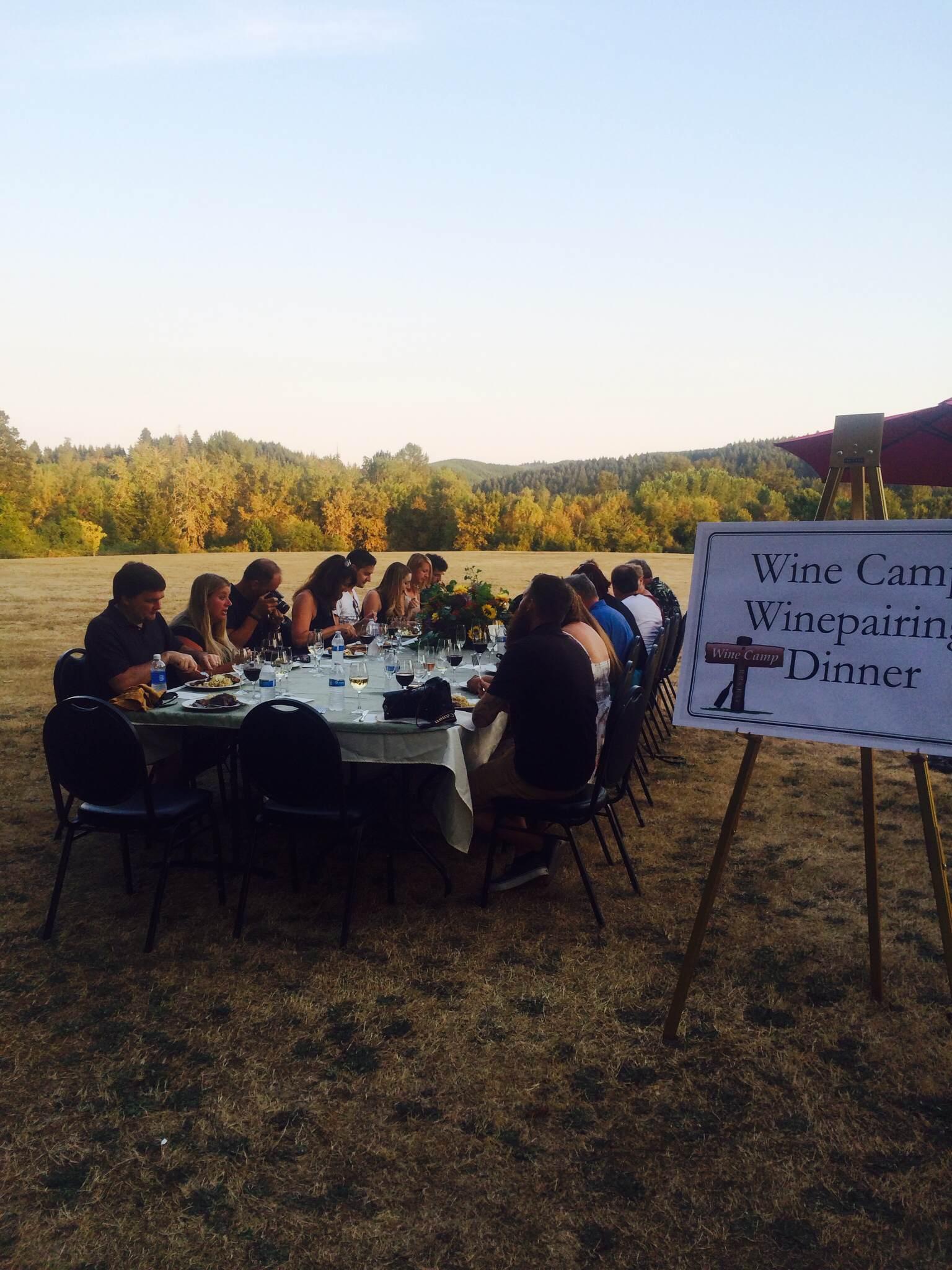 Winepairing Dinner
