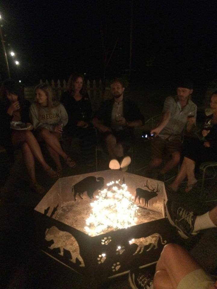 """Our """"Campfire"""""""
