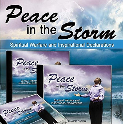 Peace in the Storm - CD