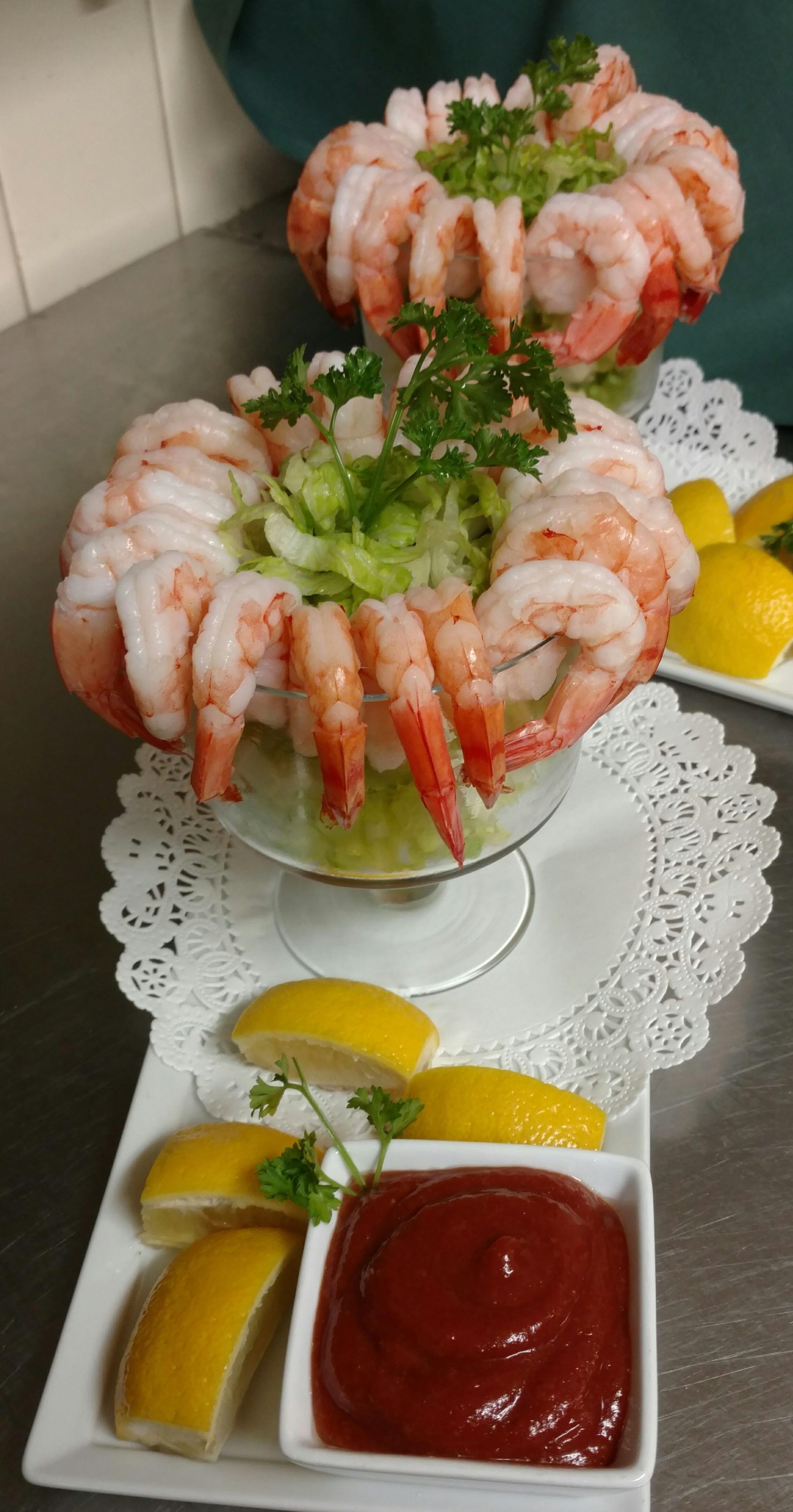 Shrimp Cocktail - Family Style