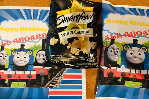 Thomas the Tank Chip bags