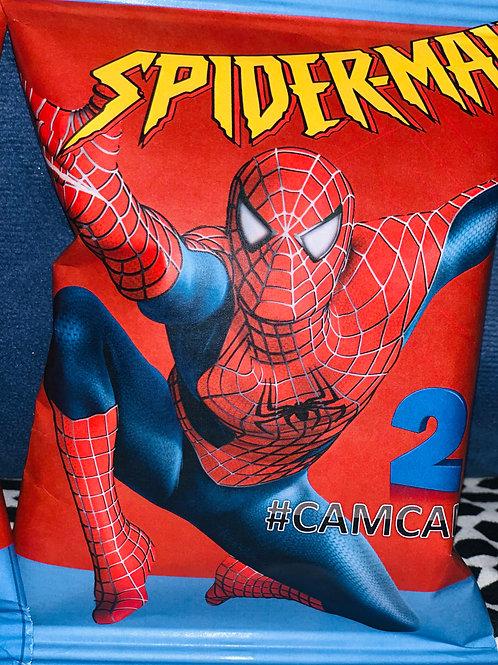 Spiderman Custom Chip Bags