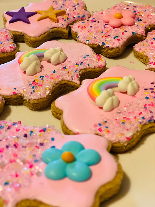 Spring into sunshine cookies