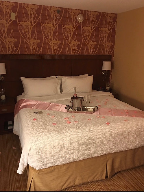 Hotel Room Setup