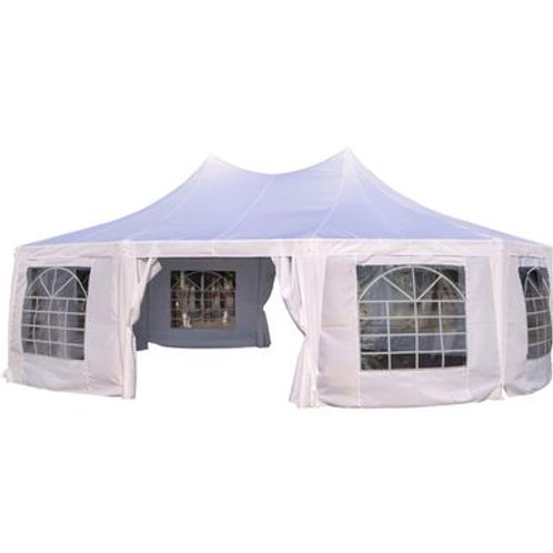 20x30ft tent with 10 sides