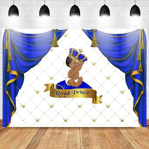 Royal Prince Back Drop