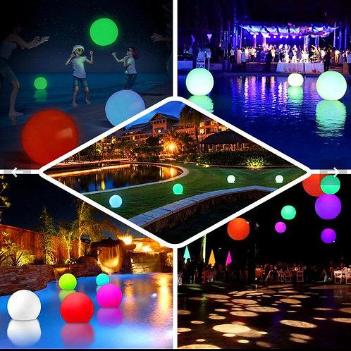 Floating LED Lights