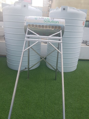Solar Water Heater Testing