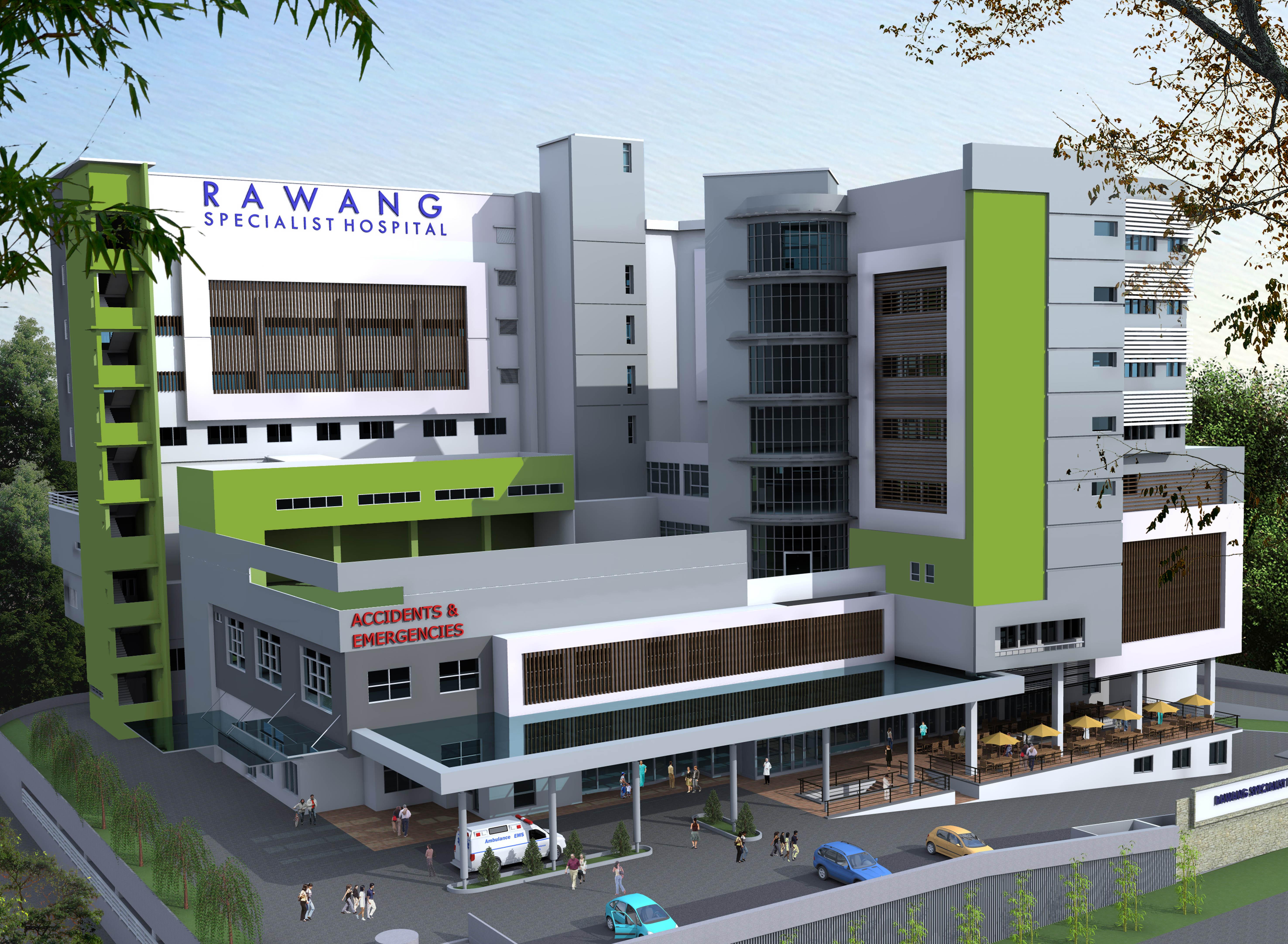 مستشفى راوانغ التخصصي