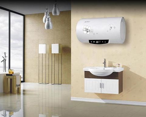 DC Solar Water Heater