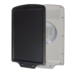 All-In-One  8W LED SOLAR SECURITY LIGHT