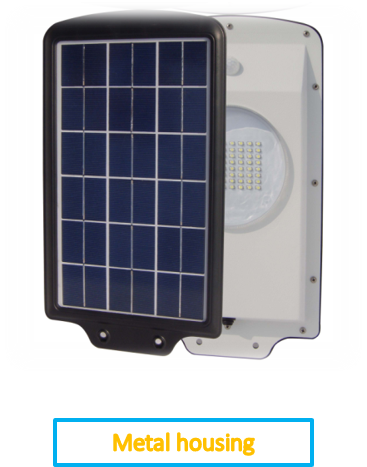 All-In-One  5W LED SOLAR GARDEN LIGHT