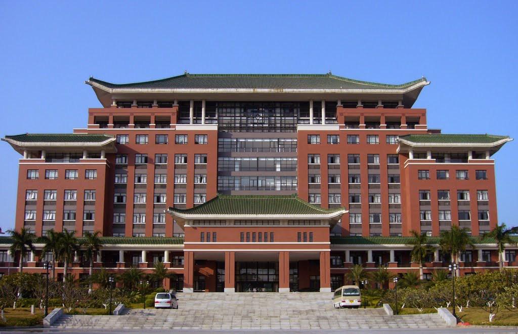 جامعة الصين الزراعية