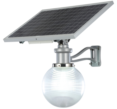 All-In-One  8W-20W LED SOLAR MOON LIGHT