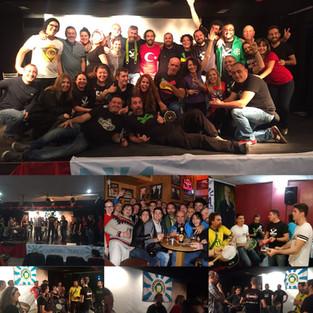 2. Istanbul Uluslararası Samba Workshop / 2nd Istanbul International Samba Workshop