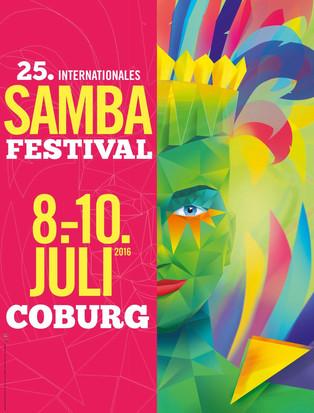 Carnaval Turco @ Internationales SAMBA-Festival Coburg
