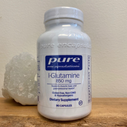 L-Glutamine (850mg)