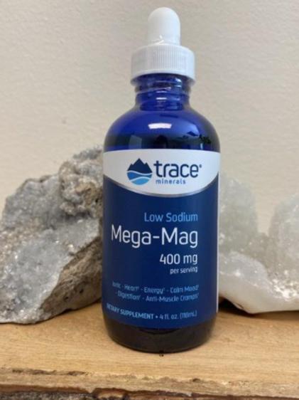 Trace Minerals Liquid Mega-Mag