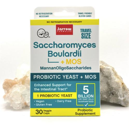 Saccharomyces Boulardii + MOS: Enhanced Support for Intestinal Tract