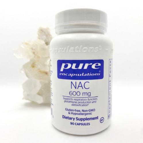 Pure Encapsulations - NAC (600mg)