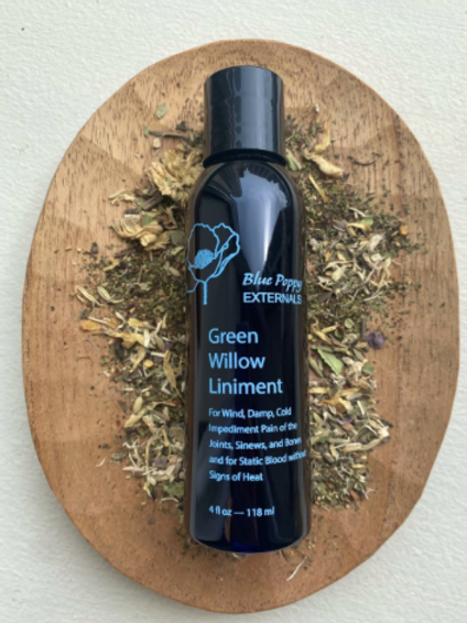 Green Willow Liniment