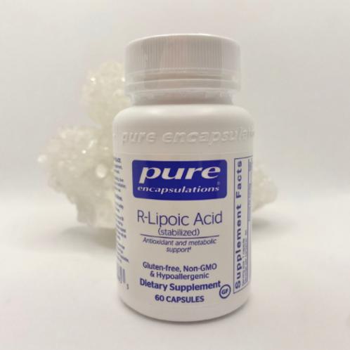Pure Encapsulations - R-Lipoic Acid