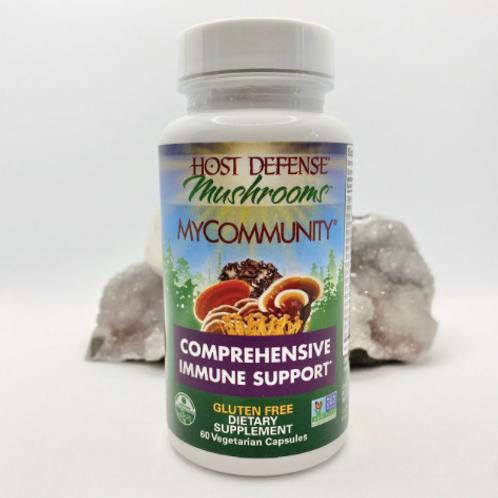 Host Defense Mushrooms - MYCOMMUNITY Comprehensive Immune Support