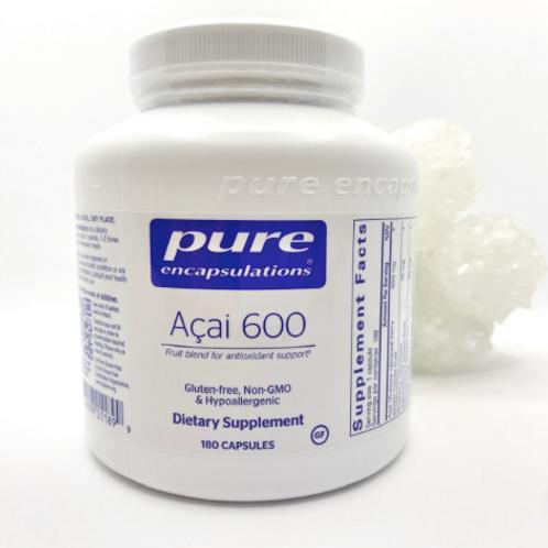 Pure Encapsulations - Acai 600