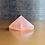 Thumbnail: Small Rose Quartz Pyramid