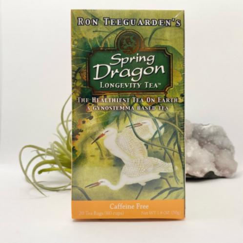 Ron Teeguarden's Spring Dragon Longevity Tea