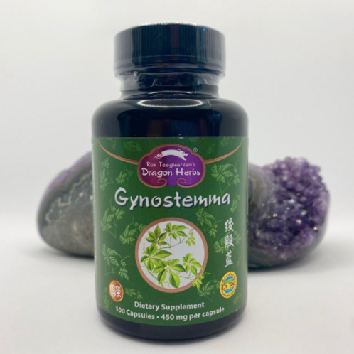 Ron Teeguardan's Dragon Herbs - Gynostemma